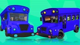 Baby bao panda | Bánh xe trên xe buýt | Vần điệu bé | Wheels On The Bus | Children & Baby Rhymes