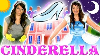 Cinderella Parts 1 & 2   Story Time with Ms. Booksy at Cool School