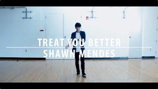 Treat You Better - Shawn Mendes | Billy Phetchanpheng x Albert Chap Choreography