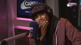 Trey Songz On His And Chris Brown's Groupies | The Norté Show | Capital XTRA