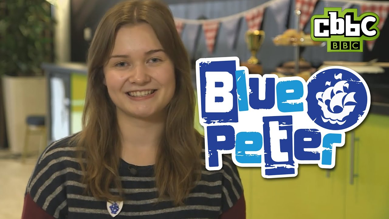 CBBC: Blue Peter - Interview with Martha from The Great ...