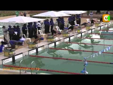 African Swimming Championships Kick Off in Kasarani