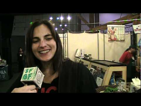 Green Festival SF: Valerie Orth Singer Songwriter Interview