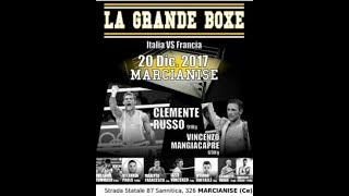 Dual Match Team Italia vs Team Francia
