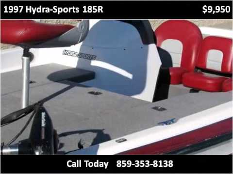 1997 Hydra-Sports 185R Used Cars Berea KY