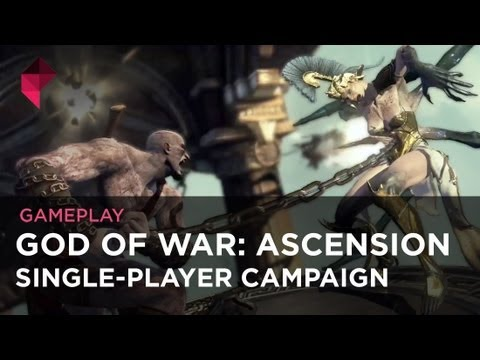 God of War: Ascension presenta gameplay de 30 minutos (VIDEO)