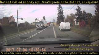 Dashcam 89 - Chrysler 300M - miniNehoda 5
