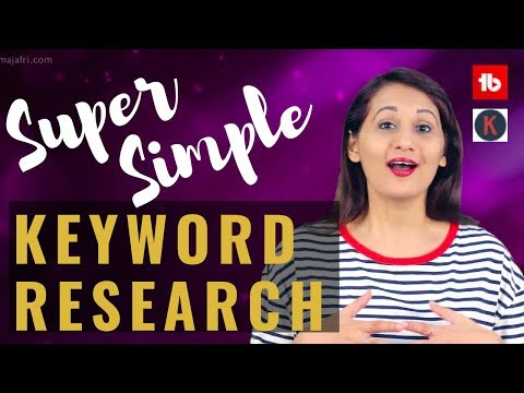 How I Do Keyword Research for YouTube - My Step-by-Step Process