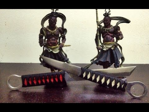 Review มีด Masamune Tanto