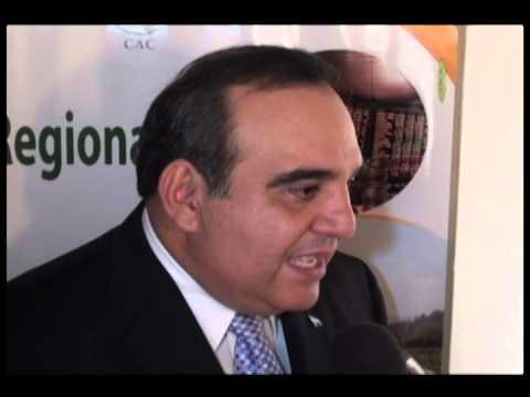 Sector agropecuario de CA analiza manejo de riesgos agropecuarios