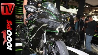 Kawasaki Ninja H2 2015 Road Version | Price, Specs, Details