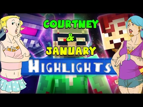 HIGHLIGHTS & FAILS #11 - Meeting Cool Courtney & January!