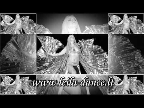 """Rytietiškų šokių šou grupė """"Leila dance"""""""