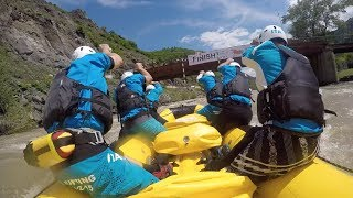 European Rafting Champs 2017