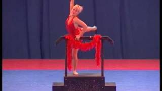 Madeleine Bjørlo VM Showdance 2007 - 5. plass