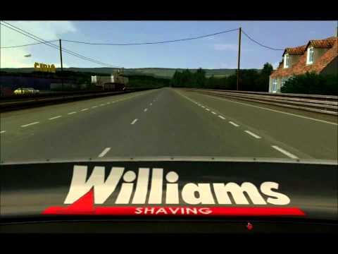 GTR2 ... isso é simulador de corridas