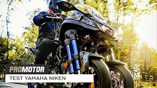 Yamaha NIKEN - test Promotor