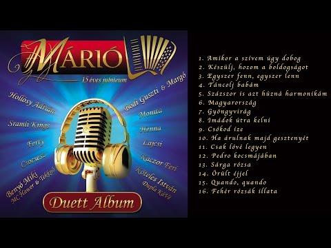 Márió - Duett (Teljes Album)
