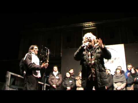 Ancona 27-01-2013 Beppe Grillo (COMPLETO) Tsunami Tour a Piazza Roma