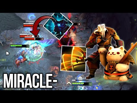 Miracle Juggernaut 7.07 Patch Epic Combo With Magnus + Omnislash - Dota 2