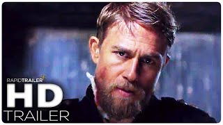 TRUE HISTORY OF THE KELLY GANG Official Trailer (2020) Charlie Hunnam, Russell Crowe Movie HD