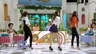 TVPP Jiyeon Eunjeong T ara DAY BY DAY World Changing Quiz Show
