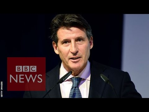 Doping allegations a 'declaration of war' on athletics - Lord Coe - BBC News