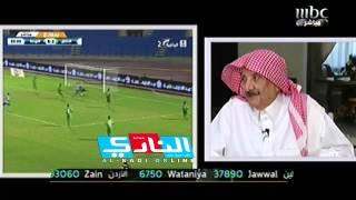 فيصل الشهيل رئيس نادي النهضة ضيف صدى الملاعب