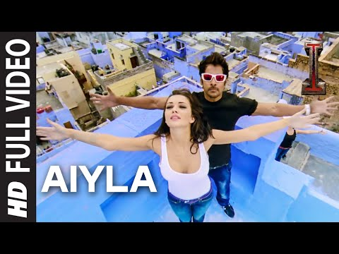 'Aiyla' FULL VIDEO Song 'I' | A. R. Rahman | Shankar, Chiyaan Vikram, Amy Jackson thumbnail