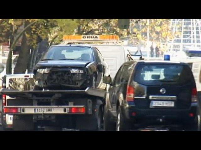 Polícia espanhola descarta terrorismo no ataque à sede do partido de Rajoy