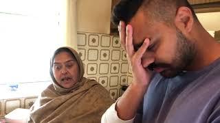 ਵਿਆਹ ਤੋਂ ਬਾਅਦ ਰੋਟੀ ਦਾ ਕਲੇਸ਼ | Tayi Surinder Kaur | Vegemite Singh | Mr Sammy Naz