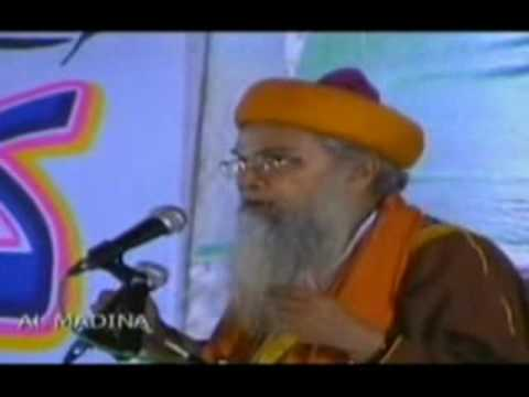 Great takrier by Hadrat syed Ghazi Al Millat Karachi, Pakistan Part 4