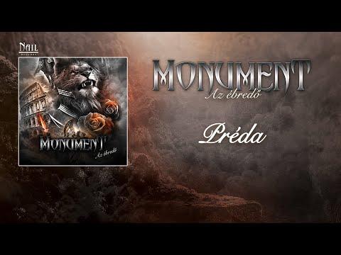 Monument - Préda (Hivatalos szöveges videó / Official Lyric Video)
