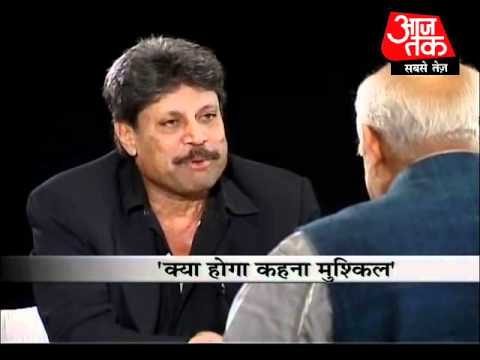 Pak cricketers are highly talented- Kapil Dev