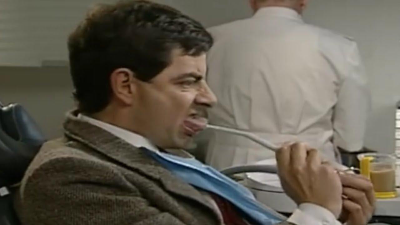 Mr Bean At The Dentist Youtube