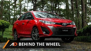 2019 Toyota Vios 1.5G Prime Review - Behind the Wheel