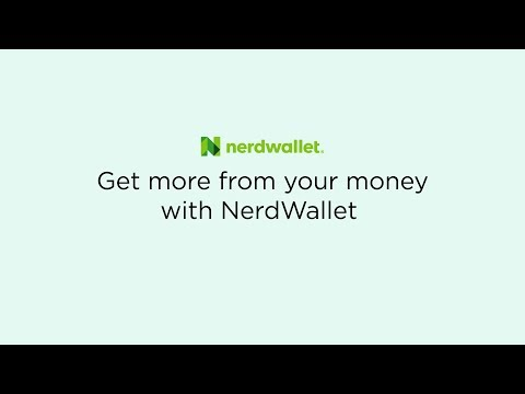 NerdWallet: Personal Finance & All Things Money APK Cover