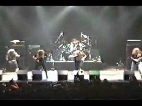 Cannibal Corpse- Stripped,raped and strangled, Live in Chile