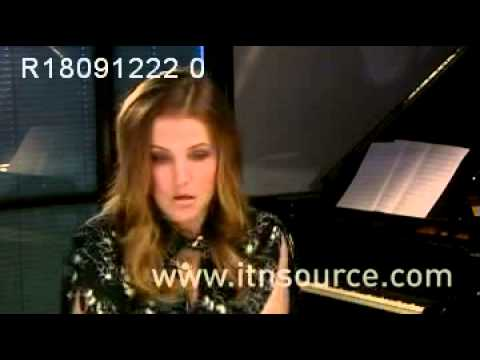 Lisa Marie Presley Family Lisa Marie Presley Discussing