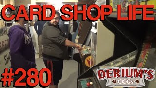 Arcade Games & Secret Warehouse - Card Shop Life #280