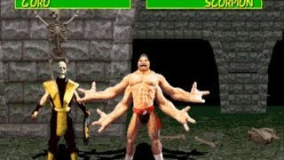 Mortal Kombat 1 Scorpion Gameplay Playthrough Longplay