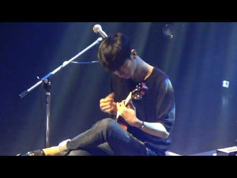 Canon in D - Sungha Jung (ukulele live)