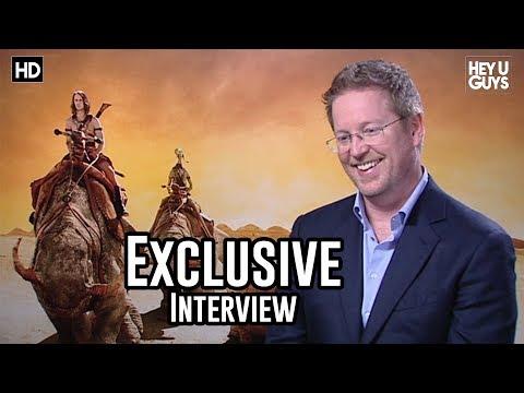 Director Andrew Stanton - John Carter Exclusive Intervew
