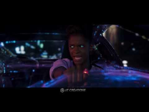 Black Panther - Car Chase Scene - Black Panther (2018) BLU RAY 1080P