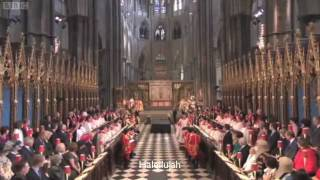 Zadok The Priest British Coronation Anthem
