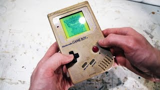 Restoring the original gameboy - Retroration project