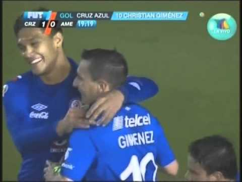 [HQ]CRUZ AZUL vs AMERICA (1-0) FINAL IDA CLAUSURA 2013
