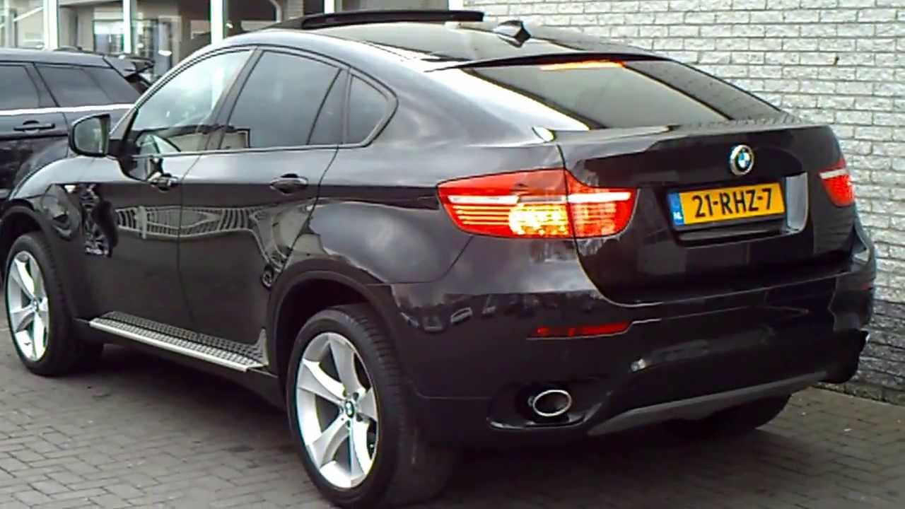 bmw x6 40d xdrive high executive henk kuiper auto 39 s staphorst youtube. Black Bedroom Furniture Sets. Home Design Ideas