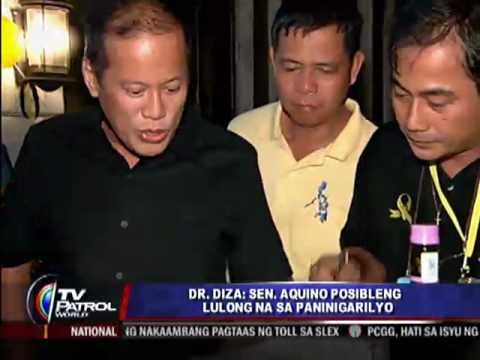 DOH urges Noynoy: Stop smoking!