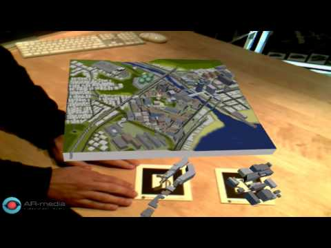 ARmedia Plugin 2.0 for Google SketchUp (Augmented Reality)
